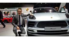 Salone di Parigi 2018: Porsche Macan e Speedster raccontate da Venceslas Monzini