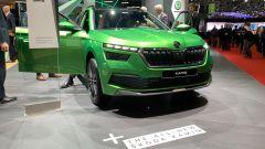Novità Skoda Kamiq 2019: il SUV compatto per il salone di Ginevra