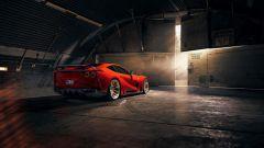 Novitec Ferrari 812 N-Largo: il 3/4 posteriore