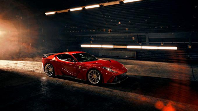 Novitec Ferrari 812 N-Largo