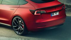 Novitec Tesla Model 3 dettaglio posteriore
