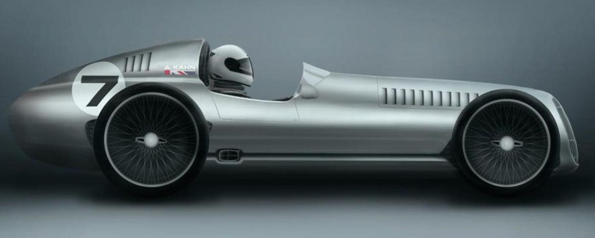 Speed 7 by Kahn Design