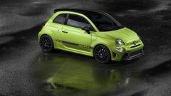 Nuova Abarth 595 Competizione in verde Adrenalina