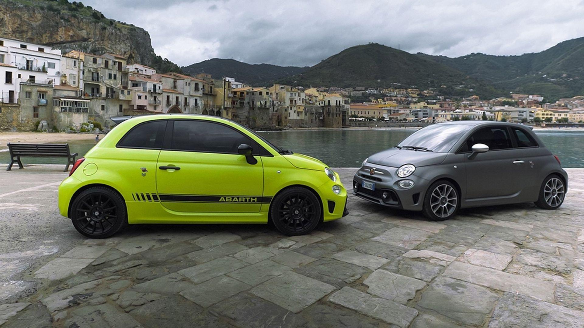 nuova 500 abarth 2019  gamma  motori  versioni  potenza