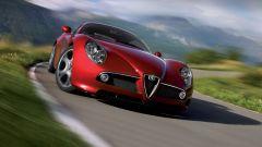 Alfa Romeo 8C: ecco come sarà la nuova - Immagine: 3
