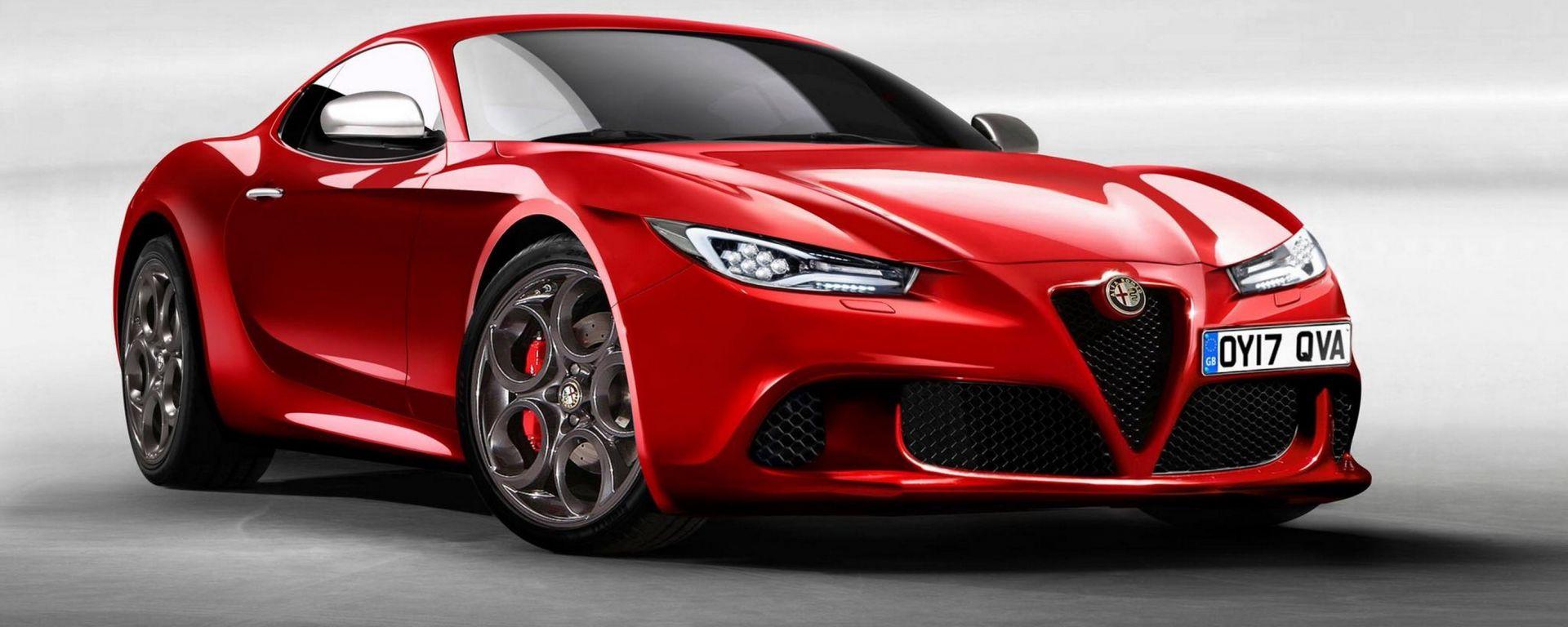 Alfa Romeo 6C: arriverà nel 2020?