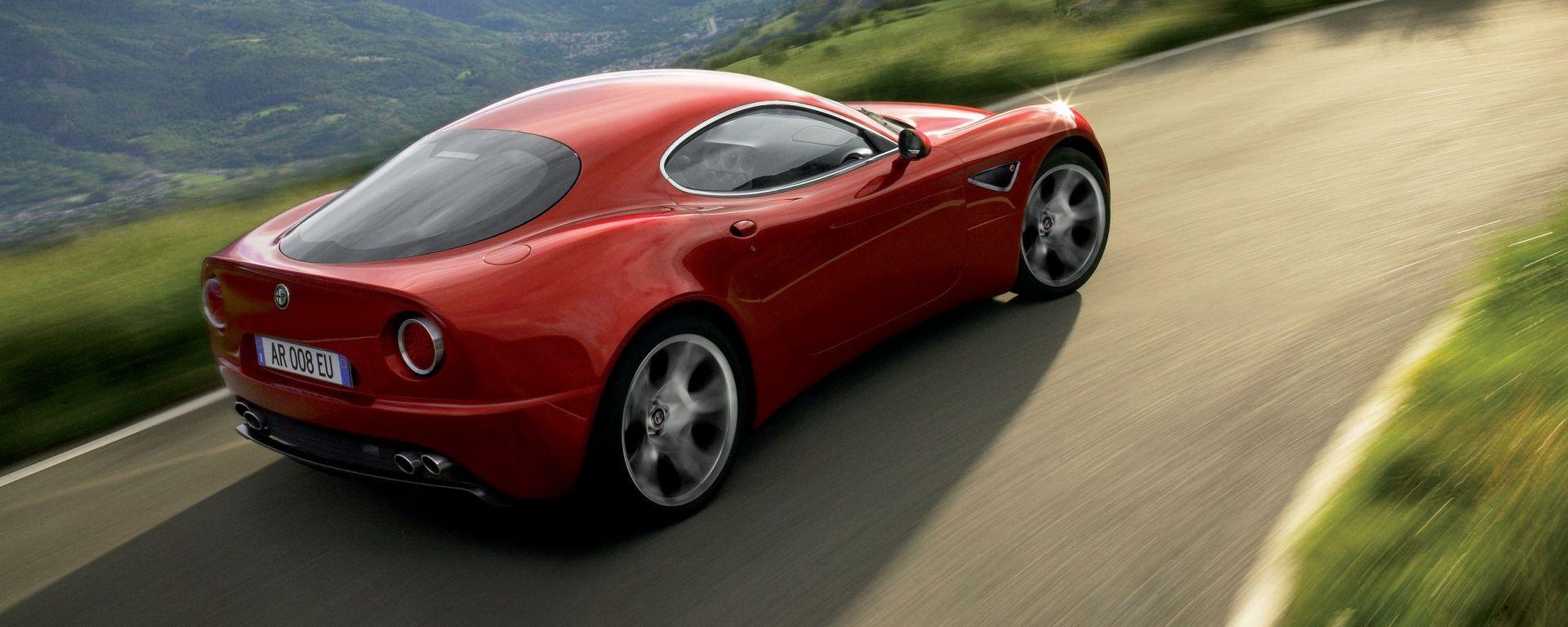 Nuova Alfa Romeo 8C: quello che sappiamo sulla Supercar