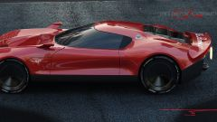 Nuova Alfa Romeo 8C, quando uscirà sarà così? Altro rendering - Immagine: 2