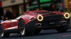 Nuova Alfa Romeo 8C, quando uscirà sarà così? Altro rendering - Immagine: 3