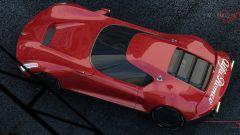 Nuova Alfa Romeo 8C, quando uscirà sarà così? Altro rendering - Immagine: 6