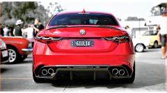 Nuova Alfa Romeo Giulia Quadrifoglio: se il restyling fosse cosi? - Immagine: 2