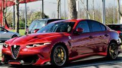 Nuova Alfa Romeo Giulia Quadrifoglio: se il restyling fosse cosi? - Immagine: 1
