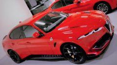 Nuova Alfa Romeo Giulia Quadrifoglio: se il restyling fosse cosi? - Immagine: 3