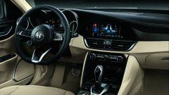 Nuova Alfa Romeo Giulia, quali interni?