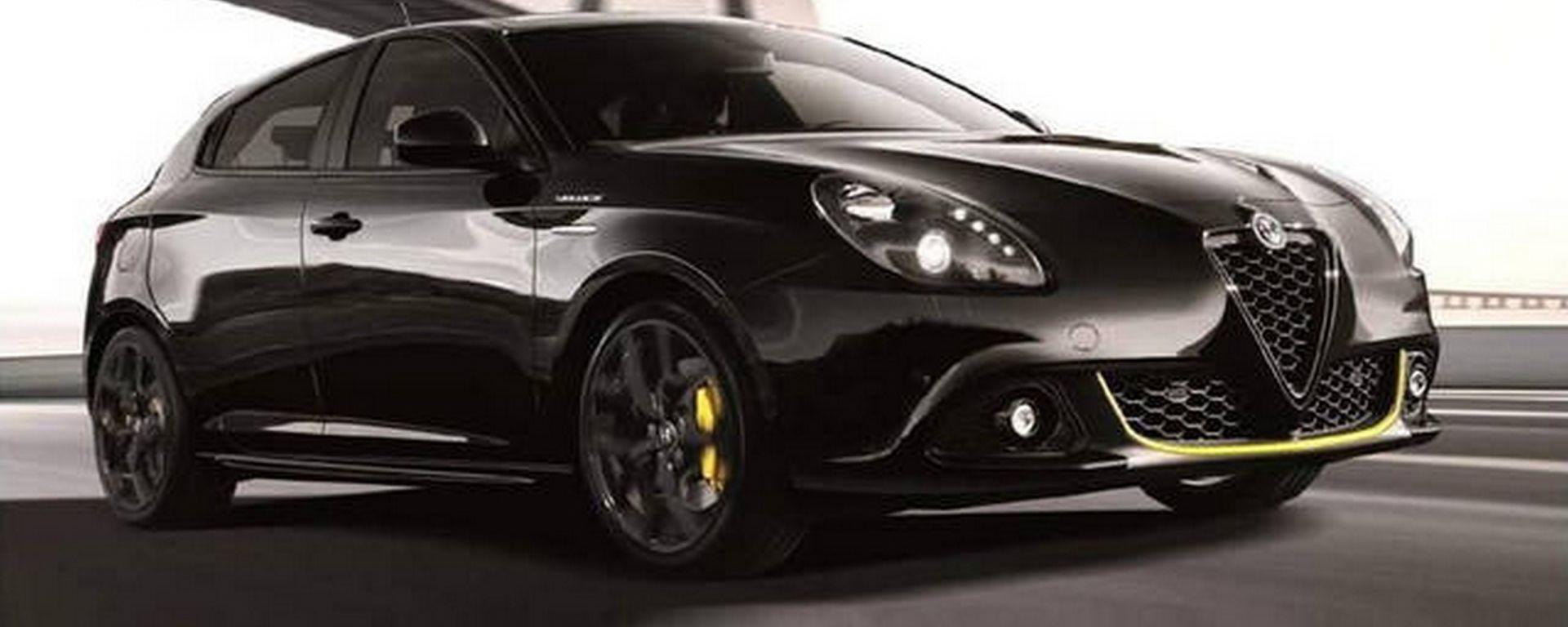 Nuova Alfa Romeo Giulietta: le prime immagini in rete