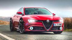 Nuova Alfa Romeo GTV elettrica: Imparato pensa a ritorno. Quando?