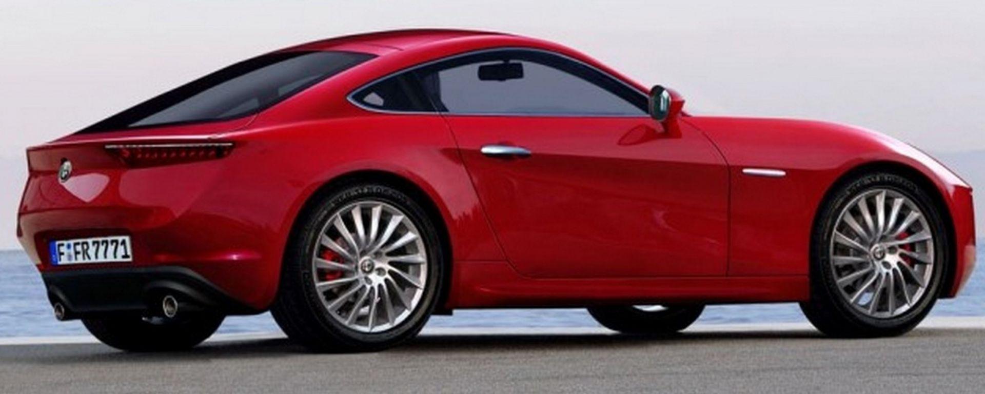 Nuova Alfa Romeo Gtv Quali Motori E Tempi Di Uscita Anche