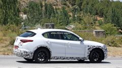 Nuova Alfa Romeo Stelvio 2020: avrà forse la tecnologia Mild Hybrid
