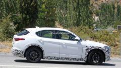 Nuova Alfa Romeo Stelvio 2020: la fiancata
