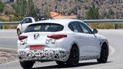 Nuova Alfa Romeo Stelvio 2020: le nuove foto