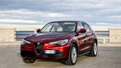 Alfa Romeo Stelvio 2020, il MY20 alla prova su strada - Immagine: 10