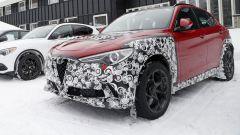 Nuova Alfa Romeo Stelvio 2020: qui in versione Quadrifoglio