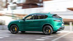 Nuova Alfa Romeo Stelvio Quadrifoglio, l'equilibrio degli opposti - Immagine: 12