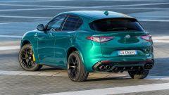 Nuova Alfa Romeo Stelvio Quadrifoglio, l'equilibrio degli opposti - Immagine: 13