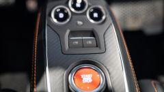 Nuova Alpine A110S 2019, la console centrale