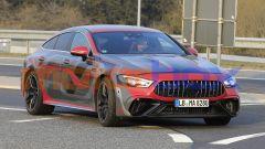 Nuova AMG GT Coupé 4 2021: motore ibrido da 800 CV