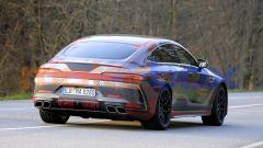 Nuova AMG GT Coupé 4 2021: novità anche per abitacolo e infotainment MBUX