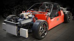 Nuova Ariel Hipercar Project: hypercar elettrica da 1200 CV - Immagine: 2