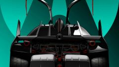 Nuova Ariel Hipercar Project: hypercar elettrica da 1200 CV - Immagine: 3