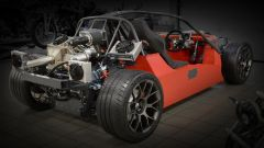 Nuova Ariel Hipercar Project: hypercar elettrica da 1200 CV - Immagine: 4