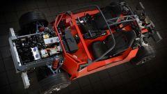 Nuova Ariel Hipercar Project: hypercar elettrica da 1200 CV - Immagine: 5