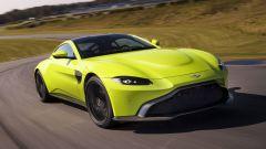Nuova Aston Martin V8 Vantage: in video dal Salone di Ginevra 2018 - Immagine: 2