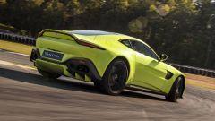 Nuova Aston Martin V8 Vantange: evoluzione totale [VIDEO] - Immagine: 4