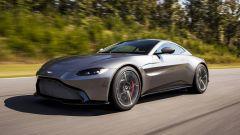 Nuova Aston Martin V8 Vantange: evoluzione totale [VIDEO] - Immagine: 28