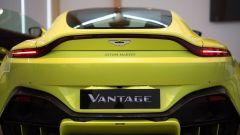 Nuova Aston Martin V8 Vantage: in video dal Salone di Ginevra 2018 - Immagine: 39