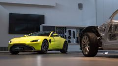 Nuova Aston Martin V8 Vantage: in video dal Salone di Ginevra 2018 - Immagine: 49
