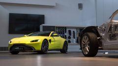 Nuova Aston Martin V8 Vantange: evoluzione totale [VIDEO] - Immagine: 48