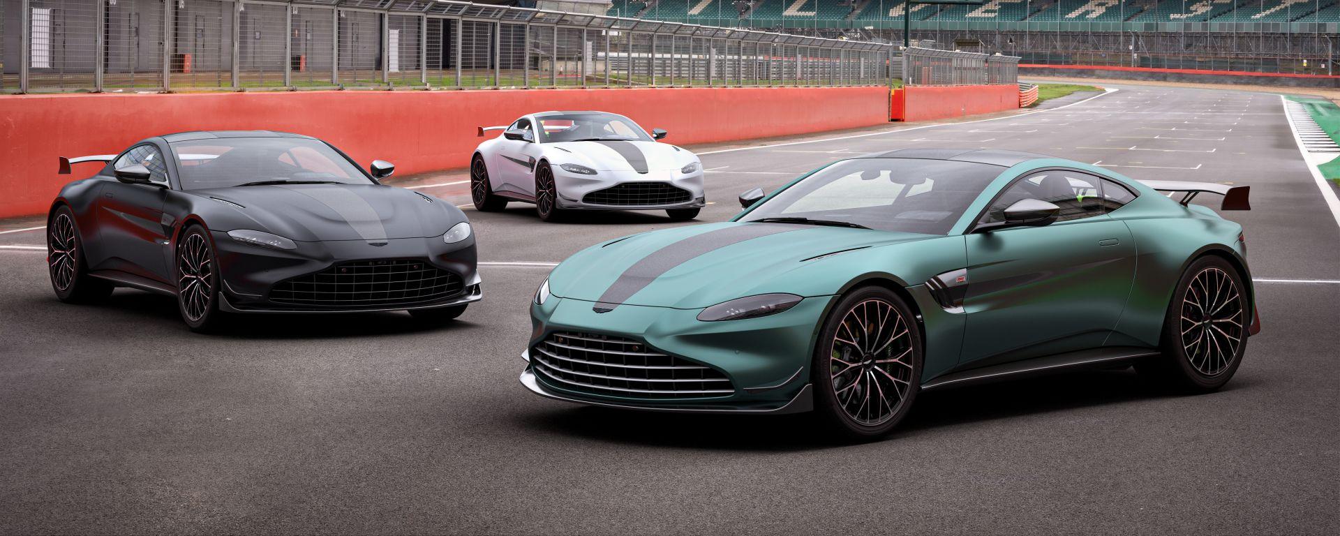 Nuova Aston Martin Vantage F1 Edition: la sportiva inglese omaggia la safety Car del mondiale F1