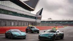 Nuova Aston Martin Vantage F1 Edition: la vantage a tiratura limitata e le safety car del mondiale F1