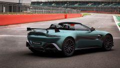 Nuova Aston Martin Vantage F1 Edition: sarà disponibile anche in versione Raodster