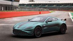 Nuova Aston Martin Vantage F1 Edition: stile inconfondibile e colorazioni speciali