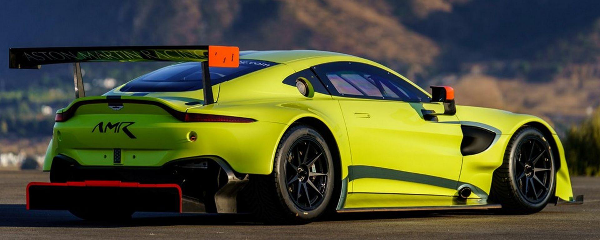 Aston Martin Vantage GTE: per vincere a Le Mans