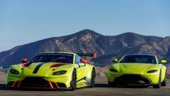Aston Martin Vantage GTE: per vincere a Le Mans - Immagine: 4