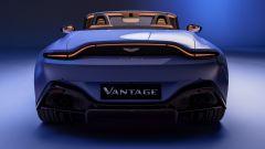 """Aston Martin Vantage Roadster, topless per la """"baby Aston"""" - Immagine: 14"""