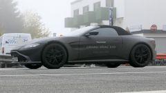 Nuova Aston Martin Vantage Volante: deriva dalla DB11 come la coupé