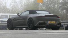 Nuova Aston Martin Vantage Volante: il 3/4 posteriore
